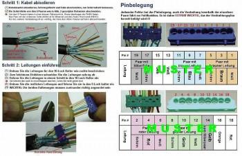 HDMI-Kabel zum Einziehen