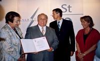 Nominierung für den Staatspreis Kaminek