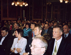 Publikum Staatspreis Kaminek