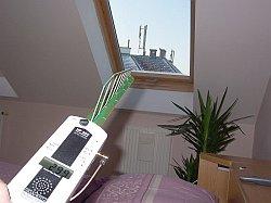Handystrahlung in der Wohnung messen